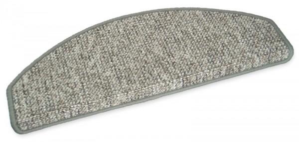 Stufenmatte Lima grau 65x28cm