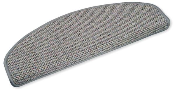 Stufenmatte Apollo grau 65x23cm