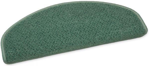 VORWERK-Stufenmatte Luxor 06 grün 50x20