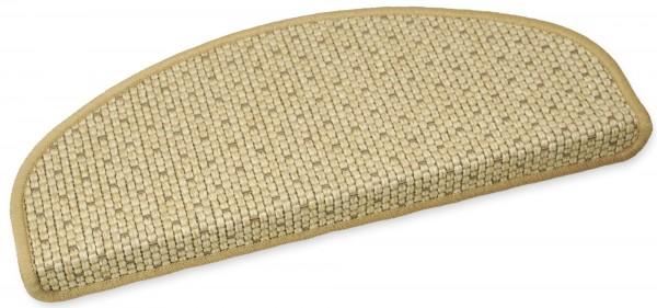 Stufenmatten Samir beige 50x20cm