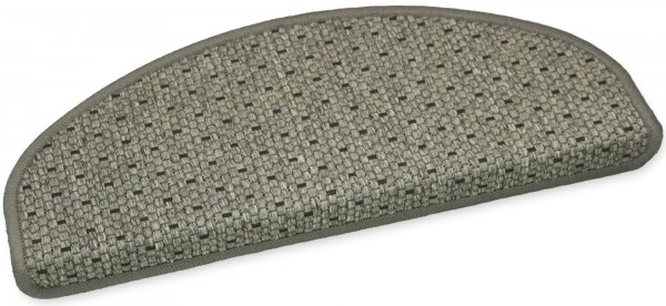 Stufenmatten Samir grau 50x20cm