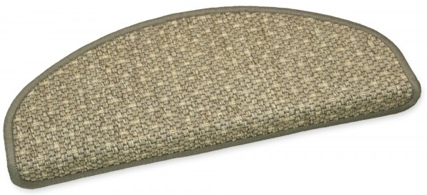 Stufenmatten Samir braun 50x20cm