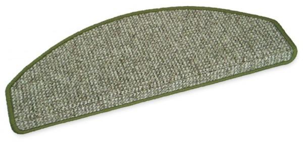 Stufenmatte Lima grün 65x28cm