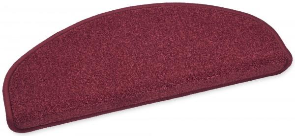 Stufenmatte Roma rot 50x20cm