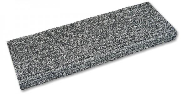 AKO Winkel-Stufenmatten - Farbe Salz und Pfeffer