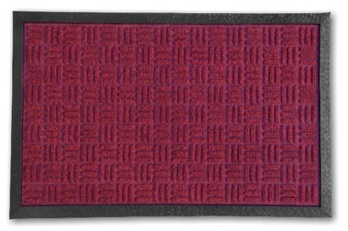 Robuste Fußmatte Supreme rot