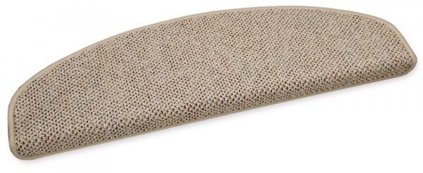 Stufenmatte Astor beige 75x24cm