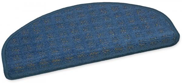 Stufenmatte Esprit blau 50x20cm