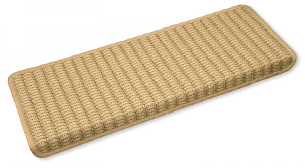 Stufenmatten aus Papier eckig