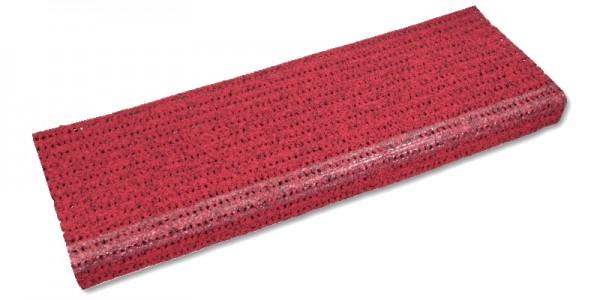 AKO Winkel-Stufenmatten - Farbe Rot
