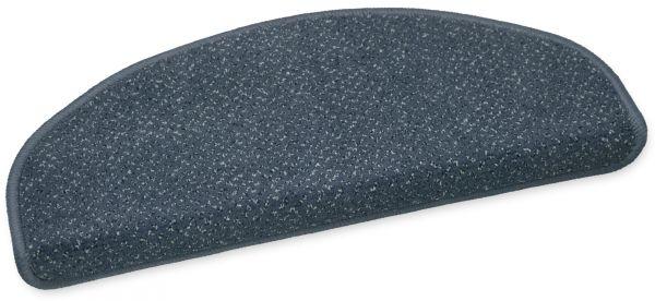 Stufenmatte Vorwerk Bari grau-blau 50x20cm