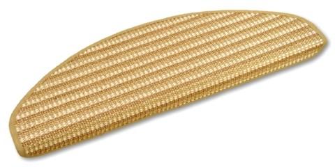 Sisal Stufenmatten Streifen