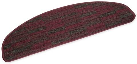 Stufenmatten Prestige rot 75x24cm