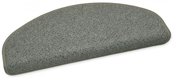 Stufenmatte Vorwerk Bari grau 50x20cm