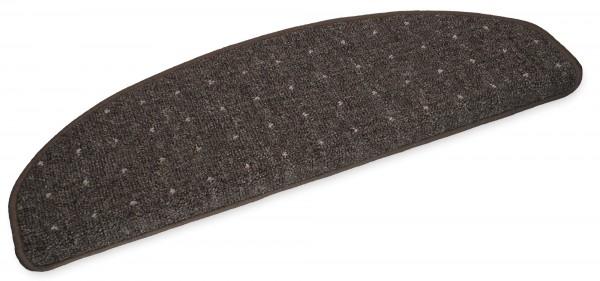 Stufenmatten Speedy braun 75x24cm