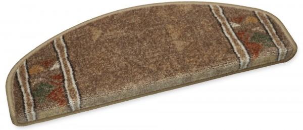 Stufenmatte Atlanta beige 60x22cm