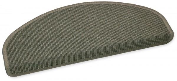 Stufenmatte Luino braun 50x20cm