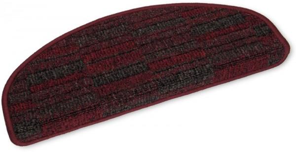 Stufenmatten Prestige 50x20cm rot