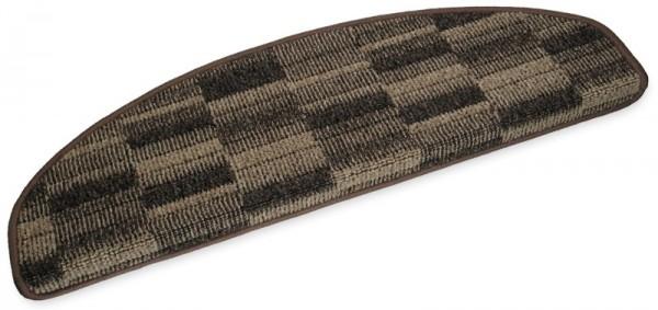 Stufenmatten Prestige braun 75x24cm