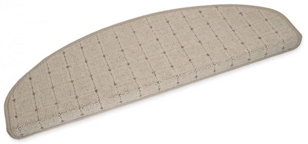 Stufenmatten Speedy beige 75x24cm