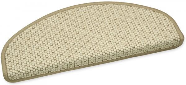 Stufenmatten Samir natur 50x20cm