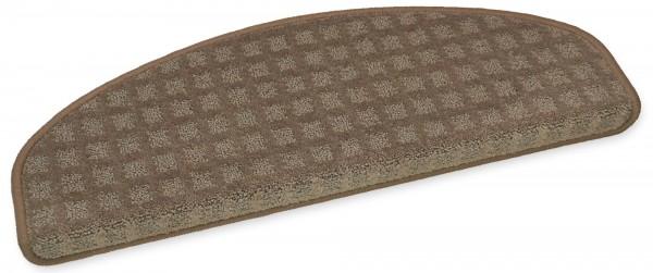 Stufenmatte Esprit braun 65x23cm