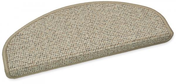 Stufenmatten Tweed beige 50x20cm