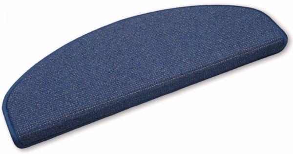 Stufenmatten Prisma blau