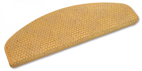 Stufenmatten Carree beige