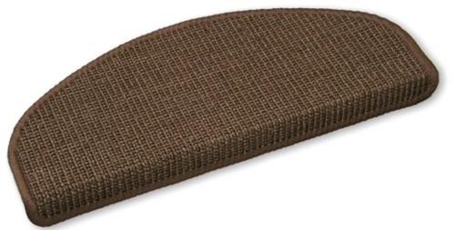 Stufenmatten Sisal grau-braun 50x20cm