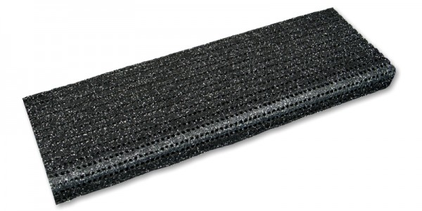 AKO Winkel-Stufenmatten - Farbe Anthrazit