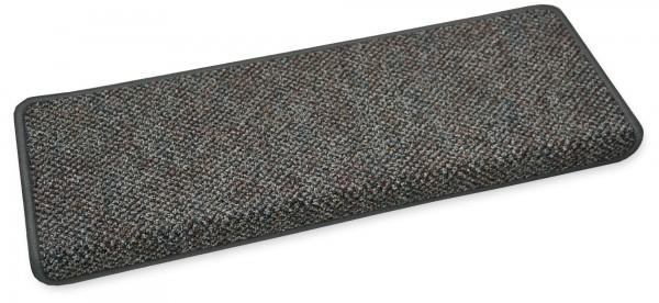 Stufenmatte Astor grau eckig