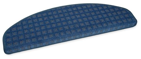 Stufenmatte Esprit blau 75x24cm